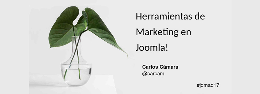 Herramientas de marketing en Joomla!